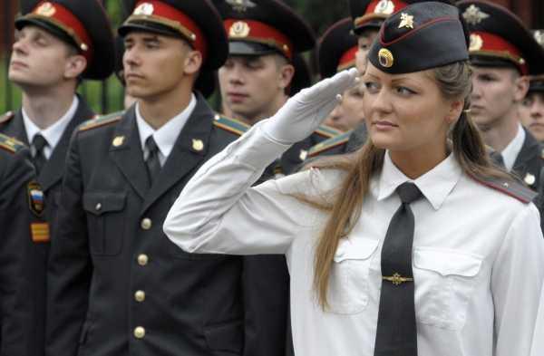 какие военные работы есть для девушек