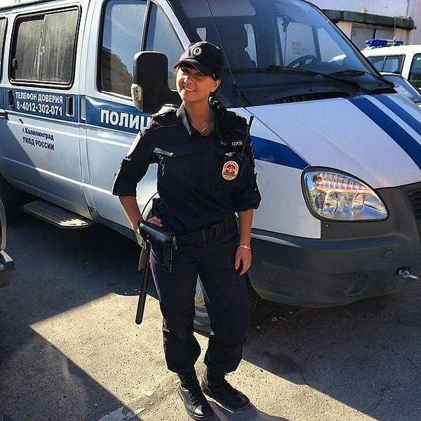 девушкам на работу в полиции в твери